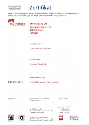 ISO-9001-DE-2019